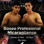 alvarez boxing card 150x150 - Nicaragua, which has no stay-at-home order, will host live boxing card Saturday
