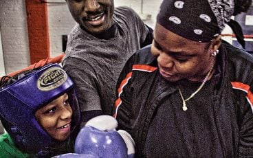 Devonne Canady's fight continues beyond the ring