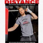 going social distance 150x150 - Clothing company to donate a portion of sales to boxers impacted by pandemic