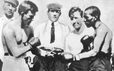 El COVID-19 no es la primera pandemia que afecta al boxeo