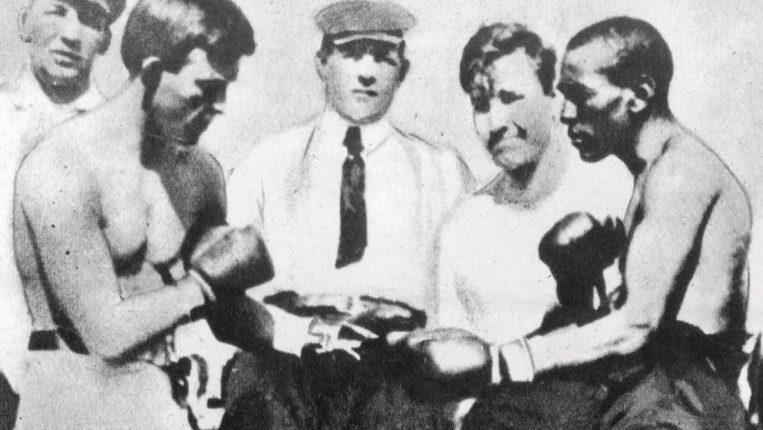 Pandemia y Pugilismo El COVID-19 no es la primera pandemia que afecta al boxeo