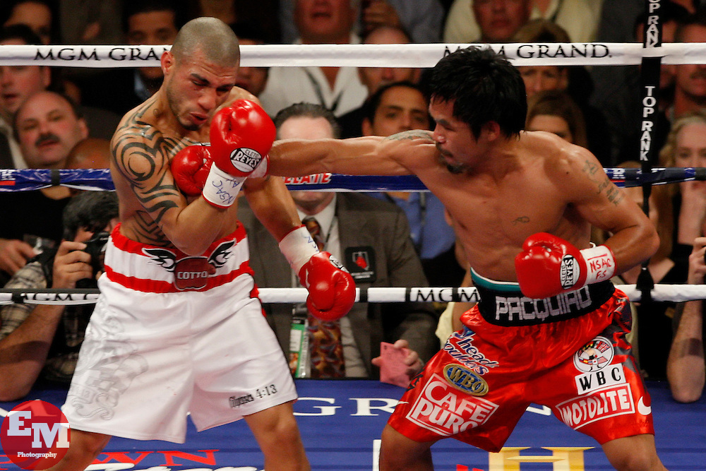 pacquiao cotto010 - Best I've Faced: Manny Pacquiao