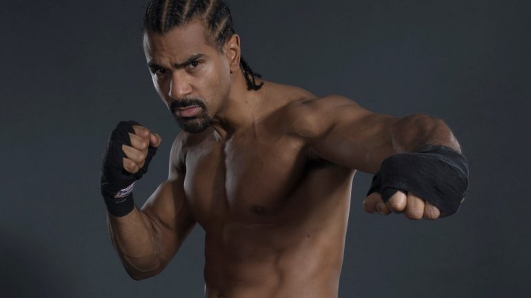 David Haye: The Greatest Hits