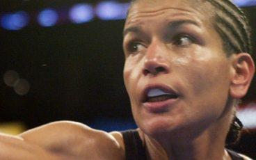Lucia Rijker fue algo nunca visto en el boxeo femenino