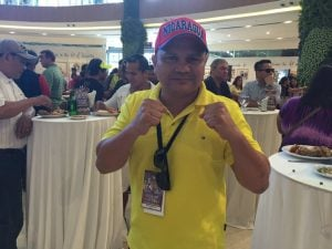 rosendo alvarez 300x225 - Nicaragua, which has no stay-at-home order, will host live boxing card Saturday
