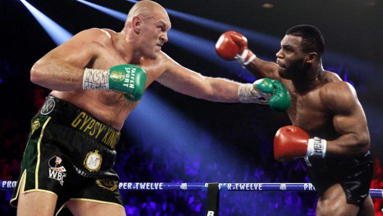 Tyson: un mismo nombre para dos leyendas Un nombre, dos campeones... y un combate soñado