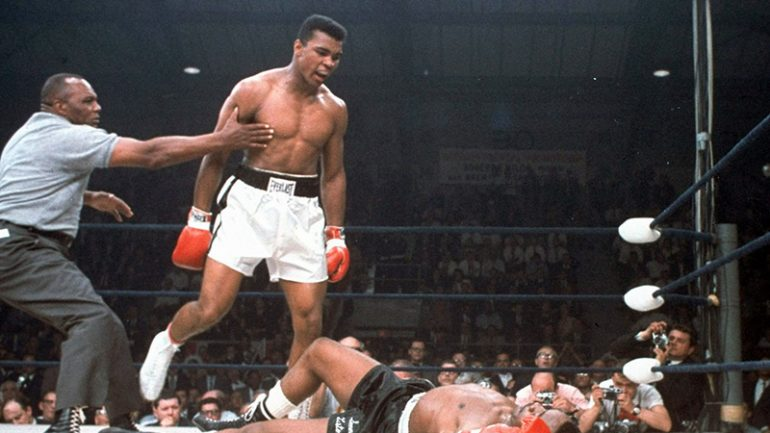 Memories of Lewiston, Maine, 1965 (Ali-Liston II)