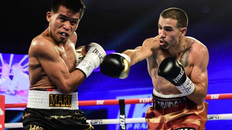 Andy Vences prepared for Luis Alberto Lopez, eyes possible world title shot against Jamel Herring