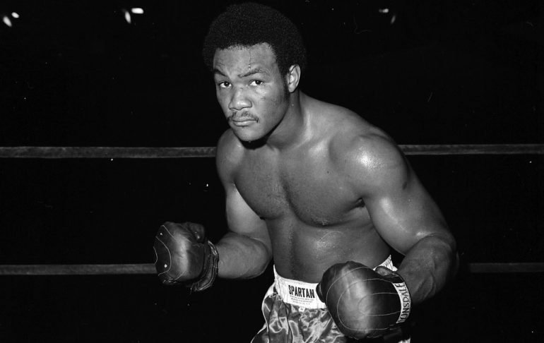 From the archive: George Foreman is a gentle giant - The Ring