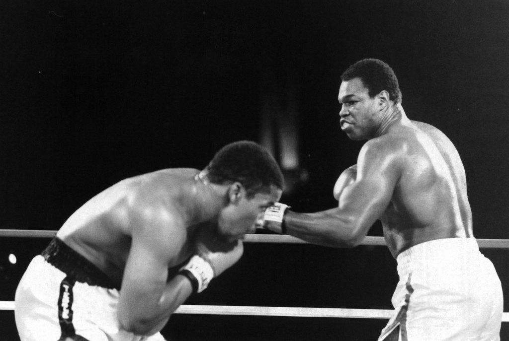 GettyImages 157456595 - Larry Holmes-Tim Witherspoon: The greatest heavyweight championship fight of the 1980s?