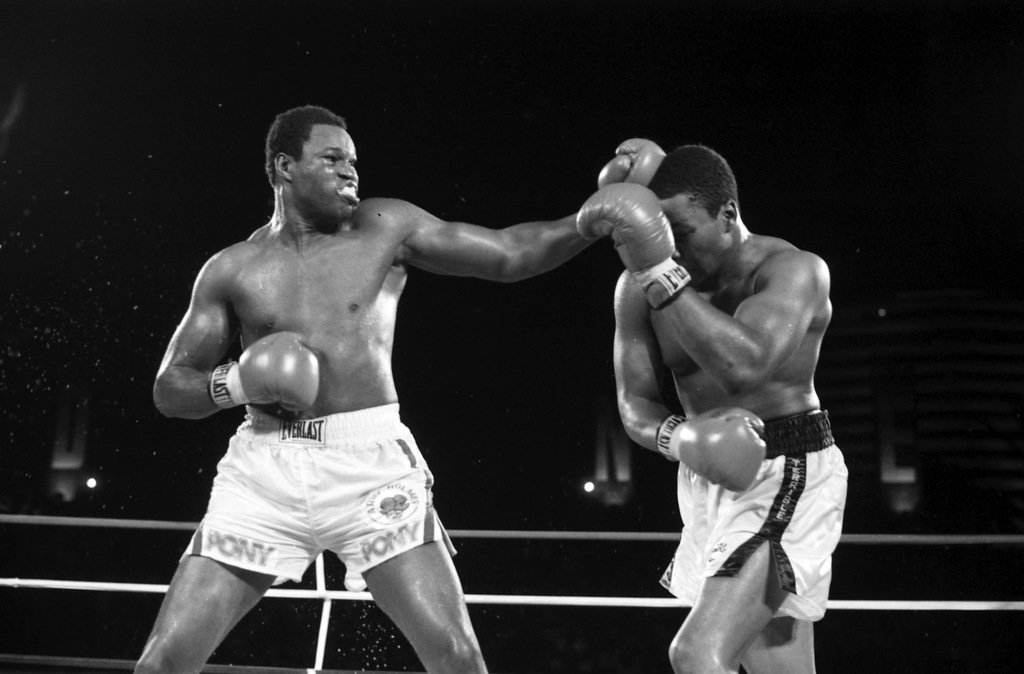 GettyImages 158705460 - Larry Holmes-Tim Witherspoon: The greatest heavyweight championship fight of the 1980s?