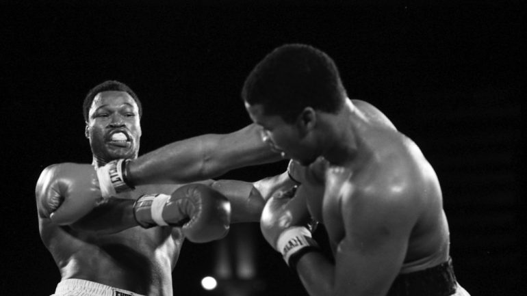 Larry Holmes-Tim Witherspoon: The greatest heavyweight championship fight of the 1980s?