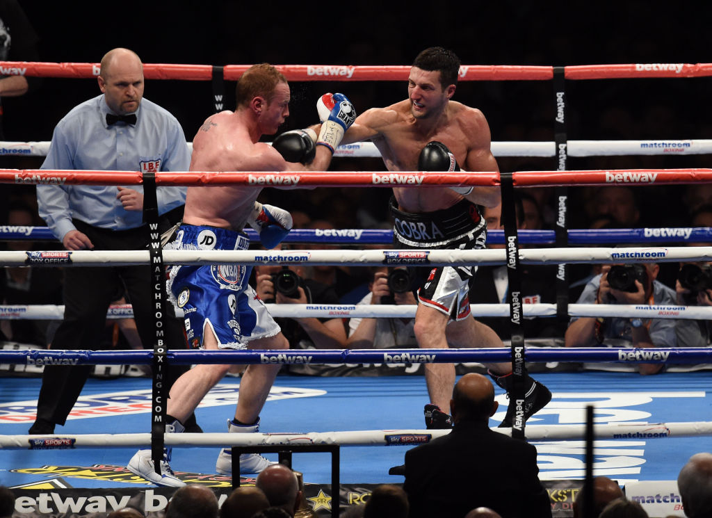 GettyImages 853572386 - George Groves: The Greatest Hits