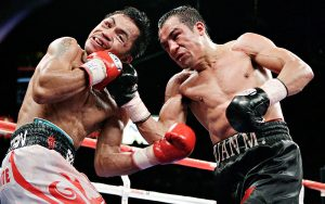 Pacquiao Marquez II mailbag 300x188 - Dougie's Monday Mailbag (Erik Morales, Manny Pacquiao, weight clauses, Tiger Flowers)