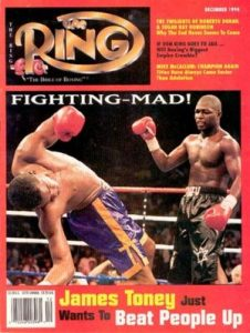 Ring Magazine December 1994 226x300 - Dougie's Friday mailbag (the best I've seen, Michael Nunn, Mike McCallum, mythical matchups)