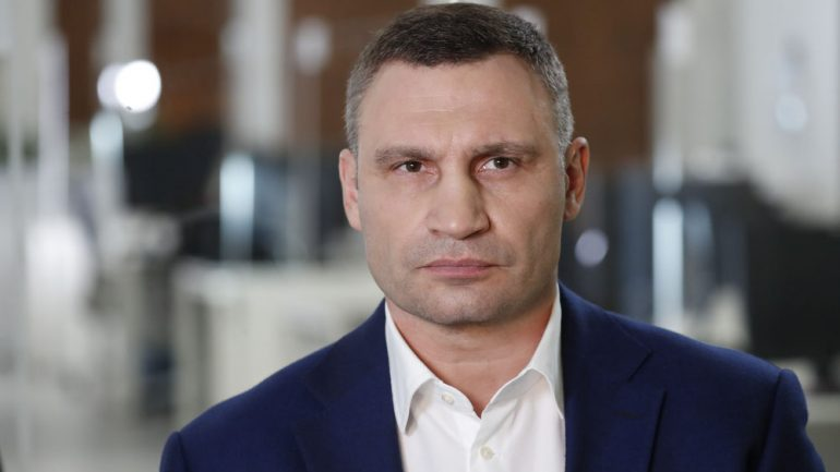 Exclusive interview: Vitali Klitschko describes fight against COVID-19 in Ukraine's capital