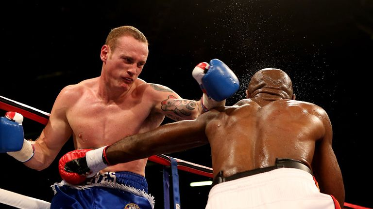 georgegroves 2874840 - George Groves: The Greatest Hits