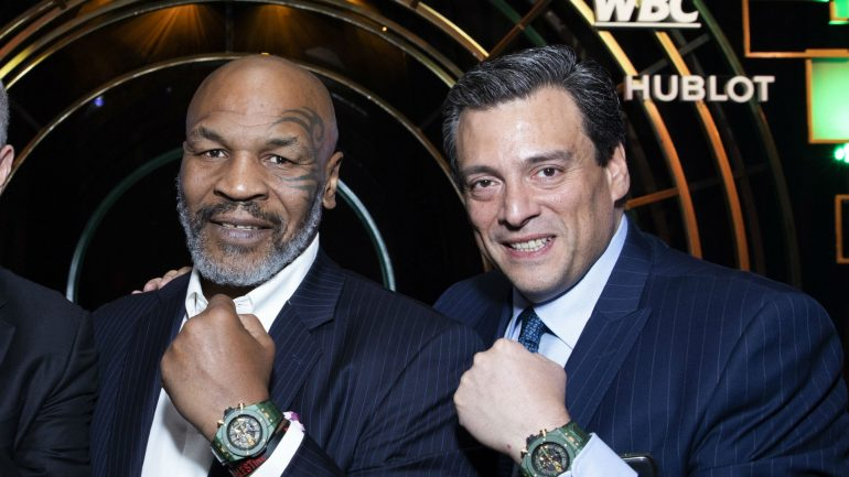 WBC says it will rank Mike Tyson if he's serious about comeback