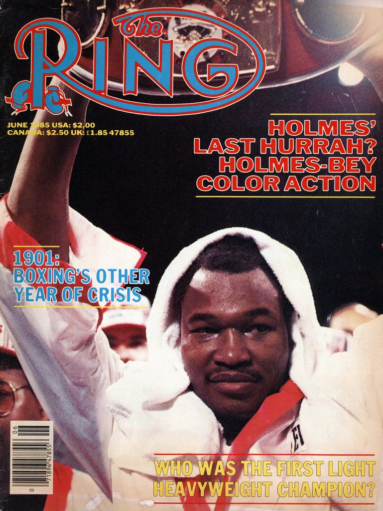 rsz gettyimages 159922690 - From the Archive: Larry Holmes versus the all-time greats
