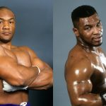 rsz tysonforeman 150x150 - From The Archive: Can 'Iron' Mike Tyson stop the blast from the past – George Foreman?