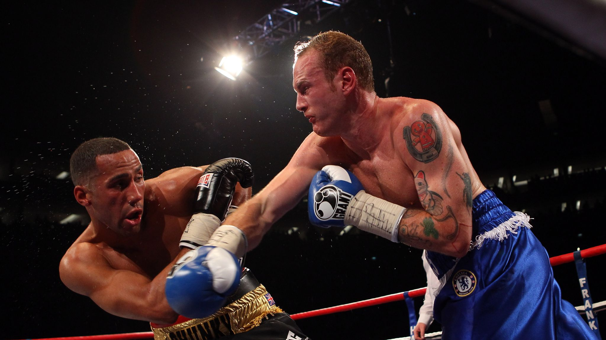 skysports george groves james degale 3864499 - George Groves: The Greatest Hits