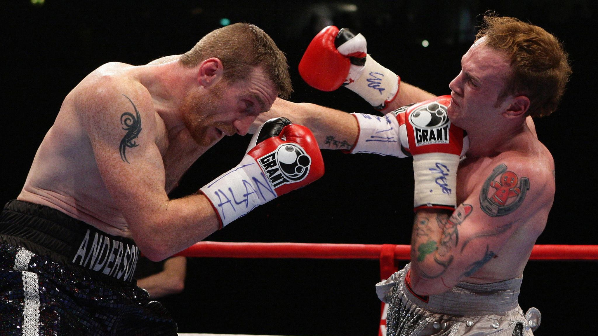 skysports george groves kenny anderson groves 4118642 - George Groves: The Greatest Hits