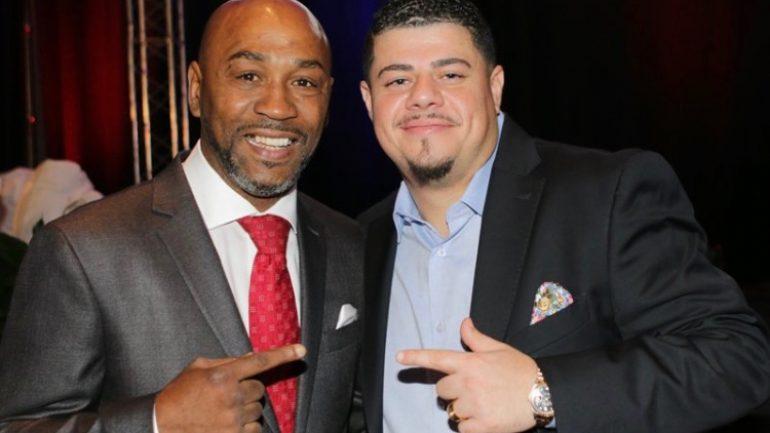 Meet Manager Luis DeCubas Jr., who was born into boxing