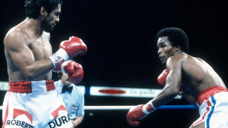 Finding Duran's Daddy before the 'Super Fight'