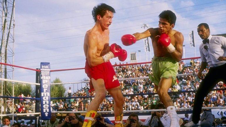 A fan remembers Barry McGuigan vs. Steve Cruz, Fight of the Year 1986