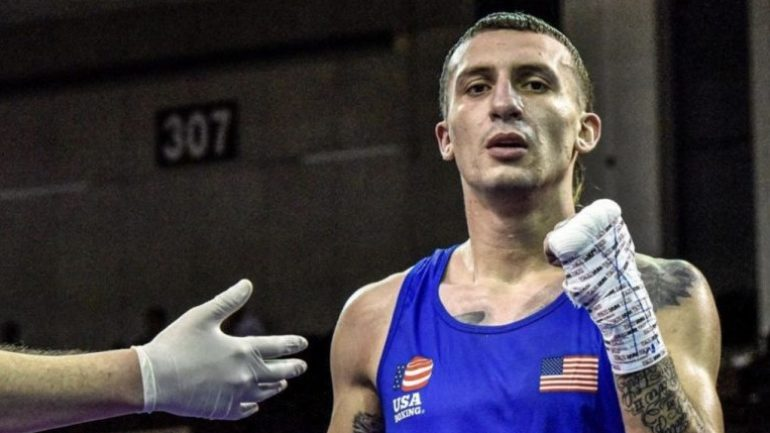 Javier Martinez signs with Top Rank, amateur star will debut on June 30
