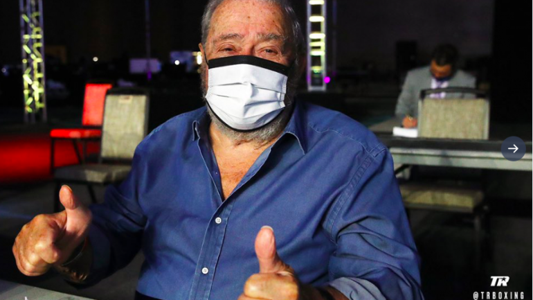 Bob Arum has breather after Top Rank events, talks June fights & doubts about Fury vs AJ