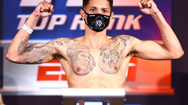 Sonny Fredrickson is out to show he's more than an afterthought to Alex Saucedo