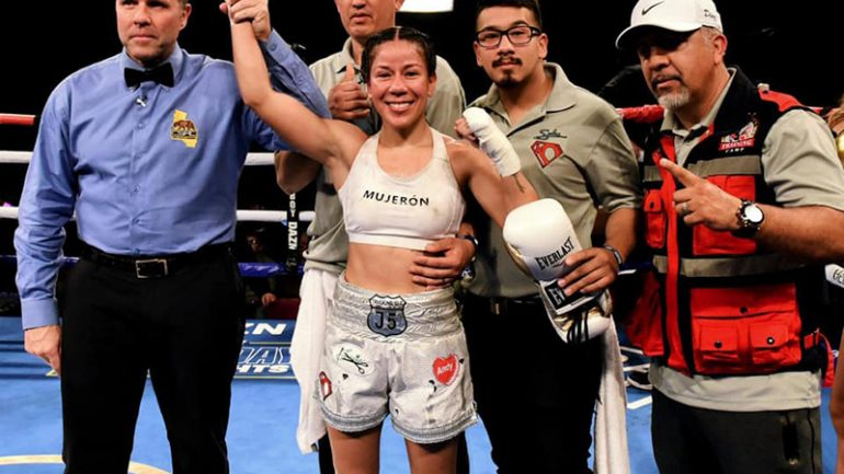 Fueled by her brother's memory, Sulem Urbina is anxious to get back to boxing