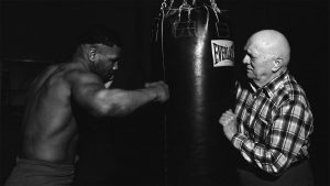 Tyson and Cus 300x169 - Mike Tyson gets candid, philosophical before his Nov. 28th exhibition with Roy Jones