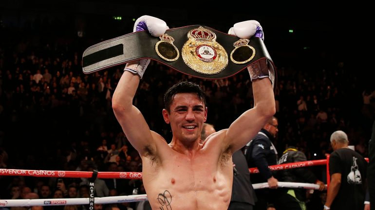 Anthony Crolla: The Greatest Hits