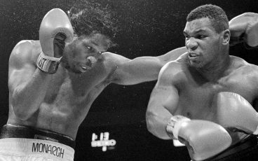 Tyson's early fights created the buzz that became a full-blown frenzy