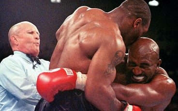 Tyson emerges from prison with new motivations and new problems