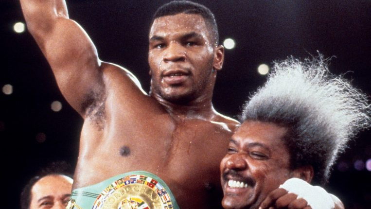 Ring Flashback: Welcome to the Tyson Era The youngest-ever heavyweight champion arrives