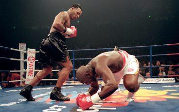 En los '80s, Tyson emergió gracias a la era dorada del video