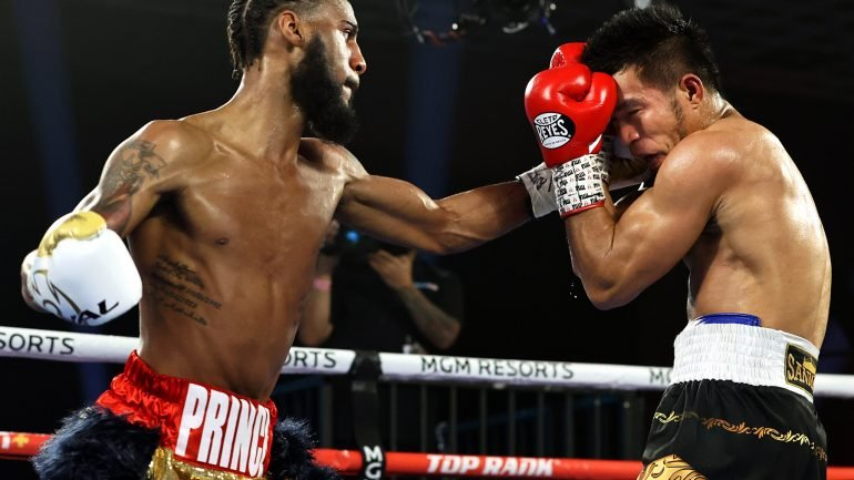 Albert Bell, Top Rank agree to amicable split