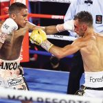 Andrew Moloney vs Joshua Franco action12 150x150 - Joshua Franco signs with MTK Global and Rick Mirigian following Andrew Moloney rematch controversy