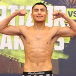 OrtizVargasWeighIn Hoganphotos2 150x150 - Vergil Ortiz Jr. pounds Samuel Vargas to one-sided seventh round TKO