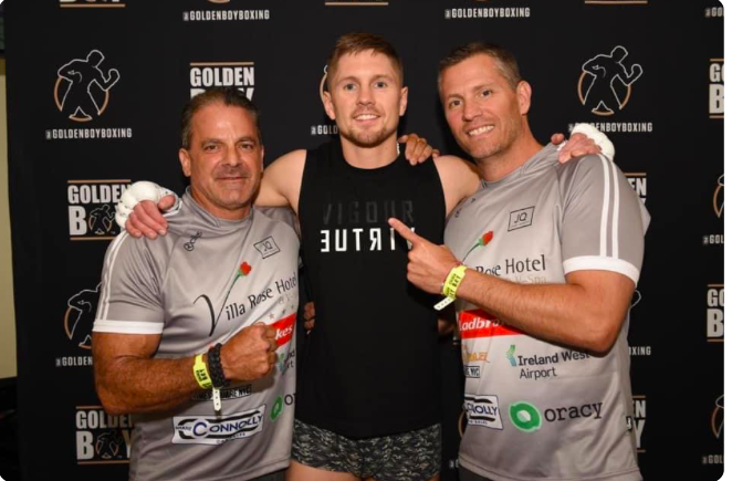Ken Sheer, Jason Quigley and Lyle Green are on the same page...bring on Canelo.