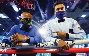 Where is boxing in the midst of a pandemic?