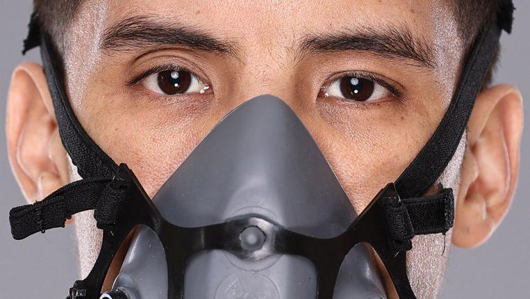 Vivir en una burbuja Para mantenerse seguro y en actividad, el boxeo ha tomado medidas extremas