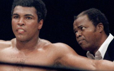 A new book examines one of Muhammad Ali's greatest influences