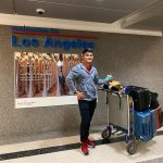 mark magsayo lax 150x150 - Mark Magsayo arrives in LA from Philippines, will resume training with Freddie Roach
