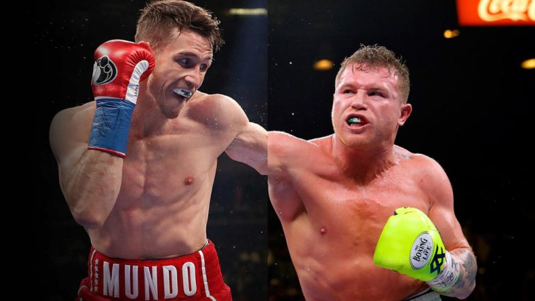 Dougie's Friday Mailbag (Canelo, Miguel Berchelt, Jerry Quarry, Sugar Ray Robinson)