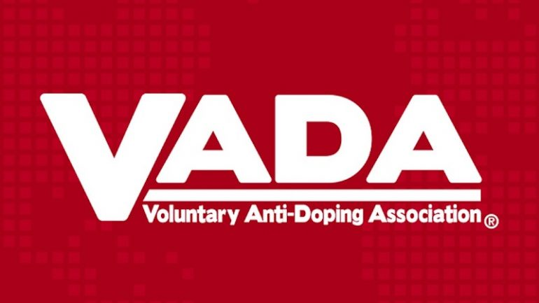 A statement from the Voluntary Anti-Doping Association