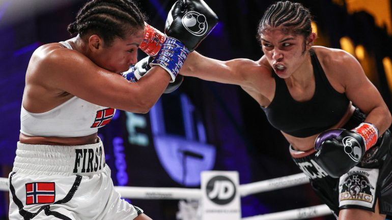 Women's Boxing in 2020